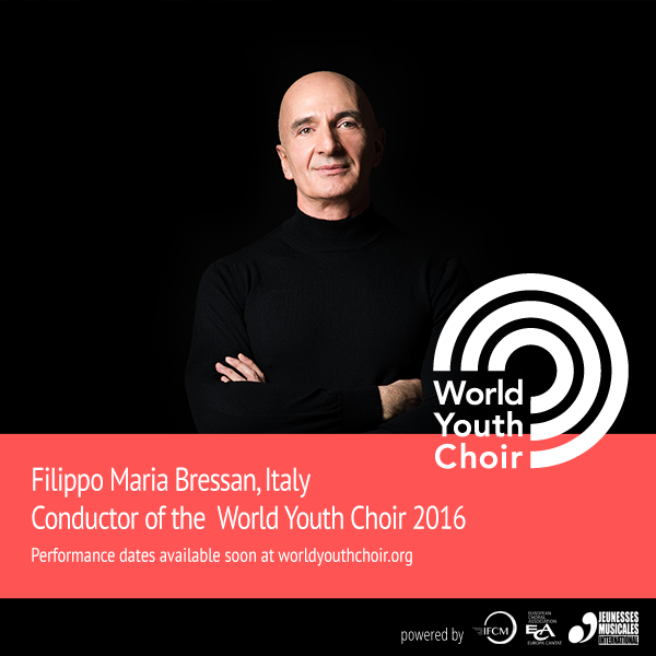 World Youth Choir - summer session 2016